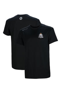 melbourne-united-ss-performance-t-shirt - Front and Back Image