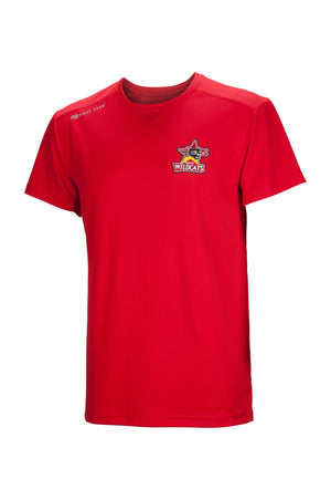 perth-wildcats-ss-performance-t-shirt - Front Image
