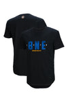 brisbane-bullets-lifestyle-tee - Front and Back Image
