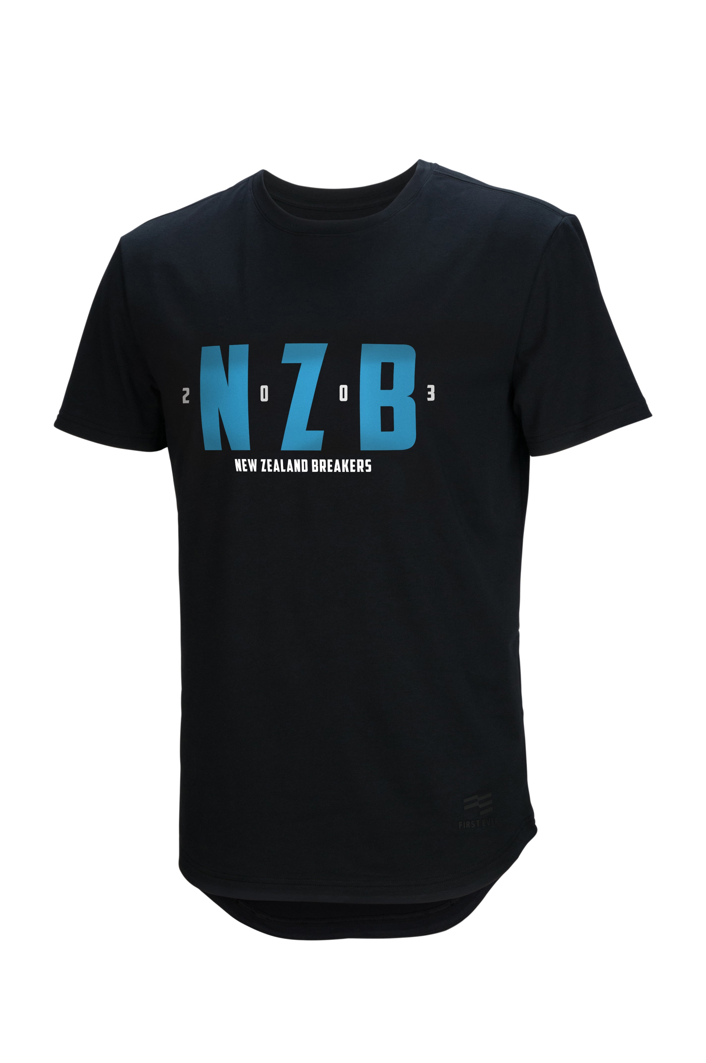 new-zealand-breakers-lifestyle-tee - Front Image