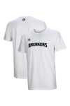 new-zealand-breakers-wordmark-lifestyle-tee - Front and Back Image