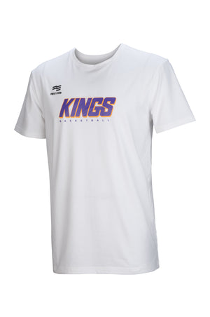 sydney-kings-wordmark-lifestyle-tee - Front Image