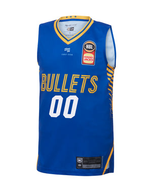 Brisbane Bullets 19/20 Youth Authentic Home Jersey - Other Players
