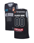 Melbourne United 19/20 Youth Authentic Home Jersey - Other Players