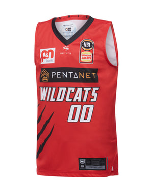 Perth Wildcats 19/20 Youth Authentic Home Jersey - Other Players