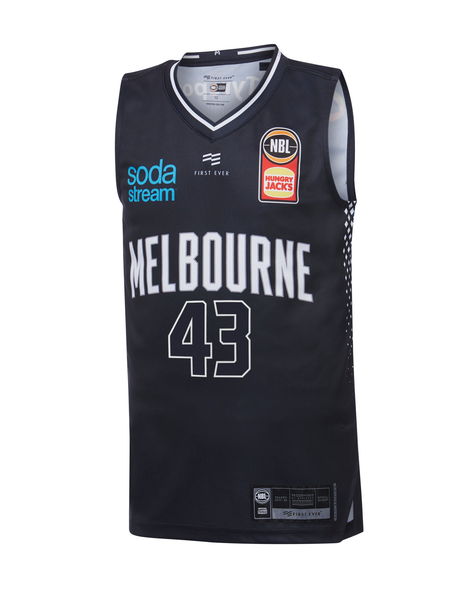 melbourne-united-19-20-youth-authentic-home-jersey-chris-goulding - Front Image