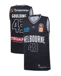 melbourne-united-19-20-youth-authentic-home-jersey-chris-goulding - Front and Back Image