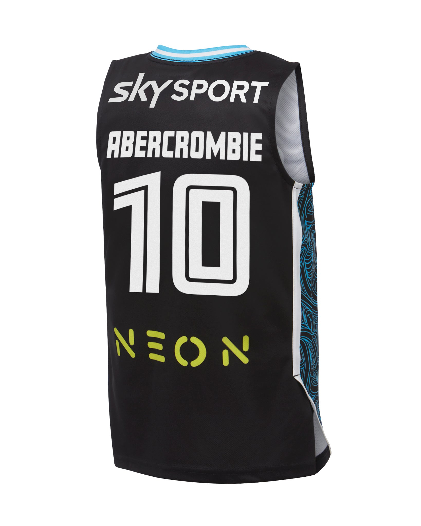 new-zealand-breakers-19-20-youth-authentic-home-jersey-tom-abercrombie - Back Image