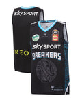 New Zealand Breakers 19/20 Youth Authentic Home Jersey