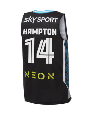 new-zealand-breakers-19-20-youth-authentic-home-jersey-rj-hampton - Back Image