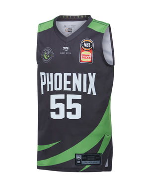 s-e-melbourne-phoenix-19-20-youth-authentic-home-jersey-mitch-creek - Front Image