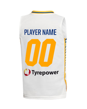 Brisbane Bullets 19/20 Youth Authentic Away Jersey - Other Players