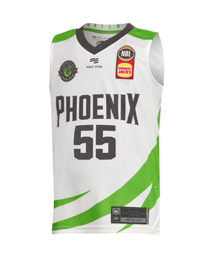 S.E. Melbourne Phoenix 19/20 Youth Authentic Away Jersey - Mitch Creek