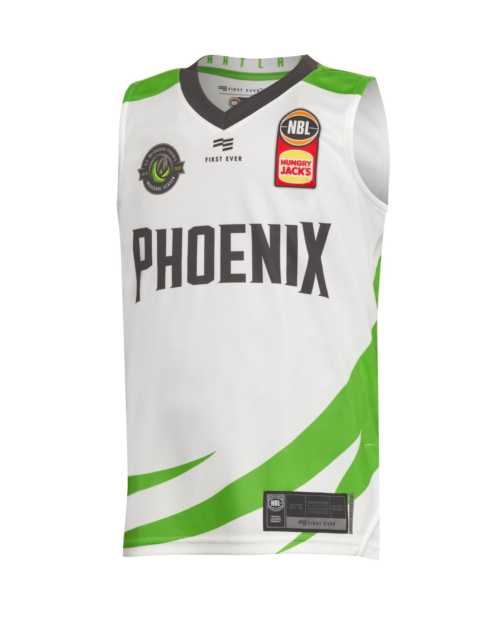 S.E. Melbourne Phoenix 19/20 Youth Authentic Away Jersey