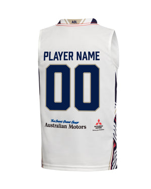 Adelaide 36ers 19/20 Youth Authentic Away Jersey - Other Players