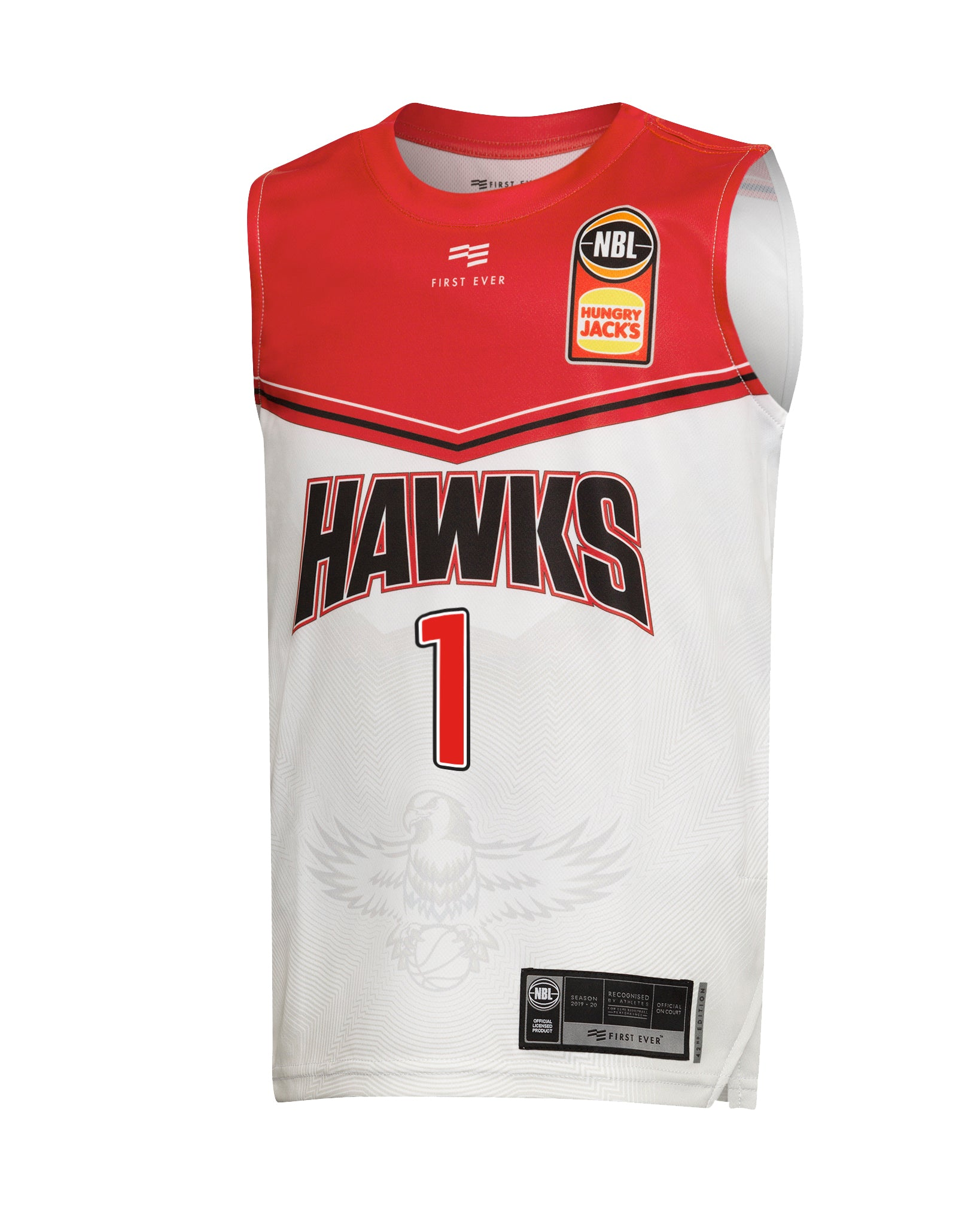Illawarra Hawks 19/20 Youth Authentic Away Jersey - LaMelo Ball
