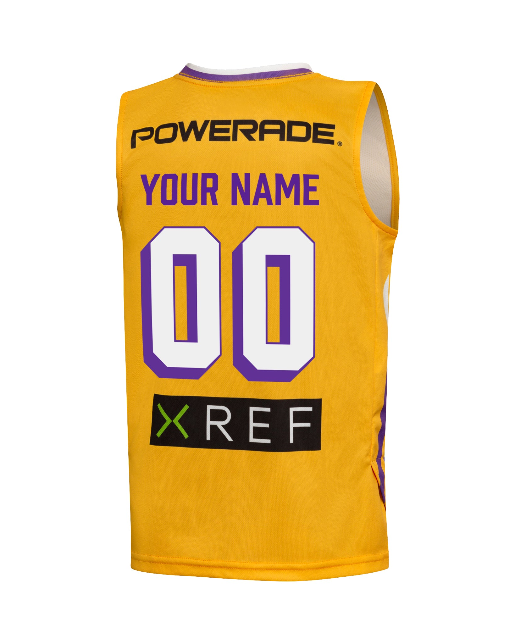 Personalised Sydney Kings 19/20 Youth Authentic Away Jersey