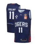 adelaide-36ers-19-20-youth-authentic-home-jersey-harry-froling - Front and Back Image