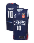 adelaide-36ers-19-20-youth-authentic-home-jersey-ramone-moore - Front and Back Image