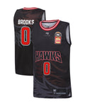 illawarra-hawks-19-20-youth-authentic-home-jersey-aaron-brooks - Front and Back Image
