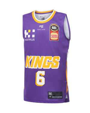 Sydney Kings 19/20 Youth Authentic Home Jersey - Andrew Bogut