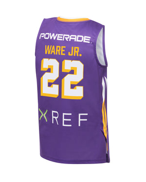 Sydney Kings 19/20 Youth Authentic Home Jersey - Casper Ware Jr.