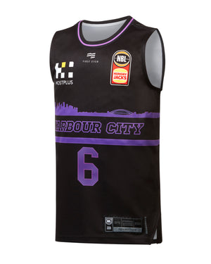 Sydney Kings 19/20 Youth Authentic City Jersey - Andrew Bogut