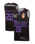 Sydney Kings 19/20 Youth Authentic City Jersey - Casper Ware Jr.