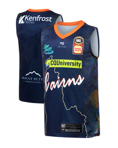 Cairns Taipans 19/20 Youth Authentic City Jersey