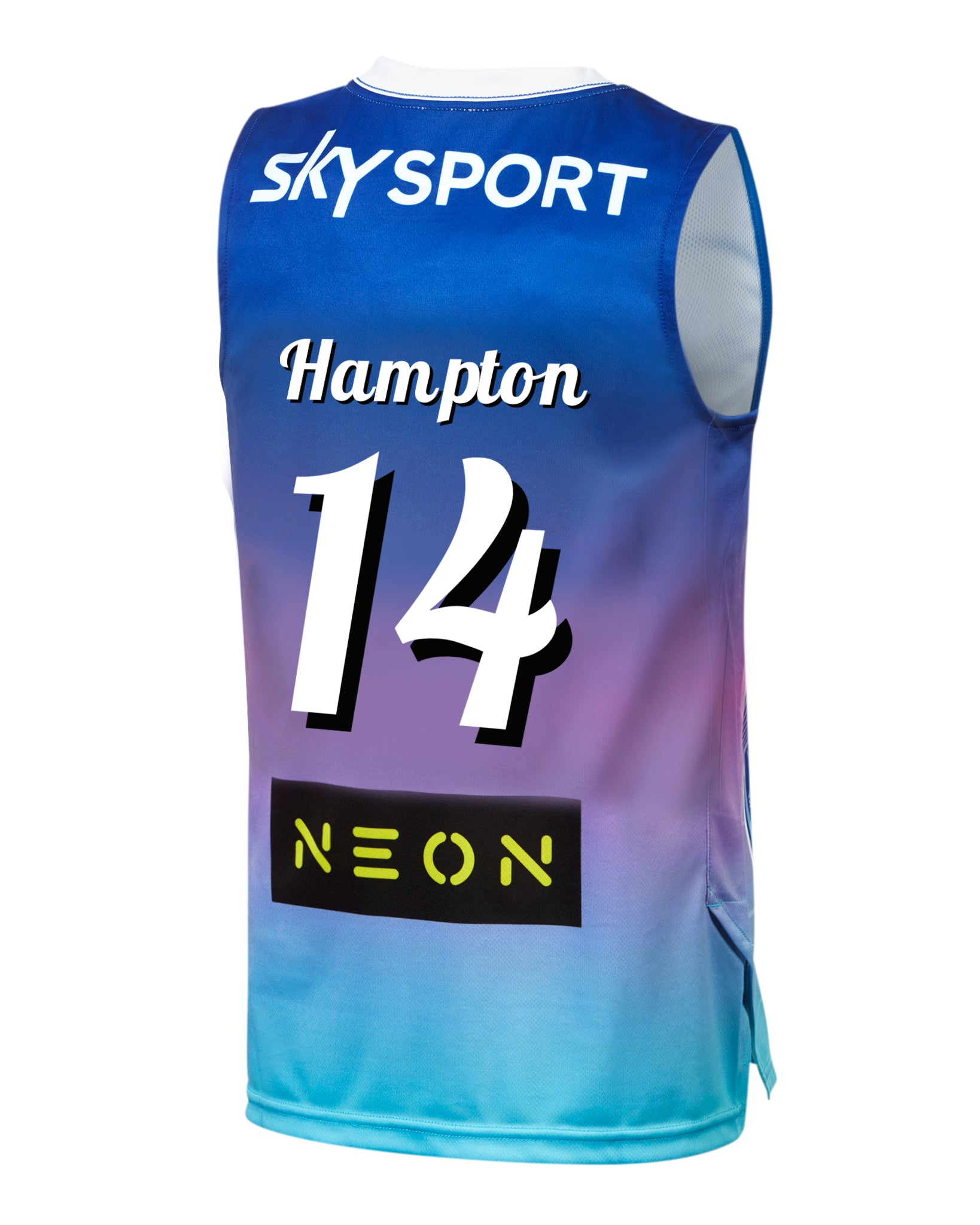 New Zealand Breakers 19/20 Youth Authentic City Jersey - RJ Hampton