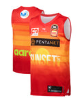 Perth Wildcats 19/20 Youth Authentic City Jersey