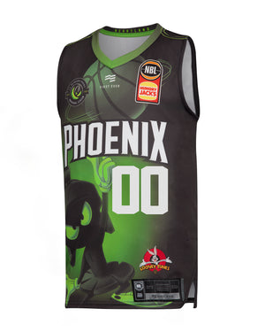 Personalised S.E. Melbourne Phoenix 19/20 Youth Looney Tunes Jersey