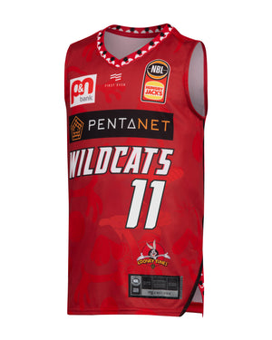 Perth Wildcats 19/20 Youth Looney Tunes Jersey - Bryce Cotton