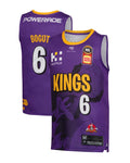 Sydney Kings 19/20 Youth Looney Tunes Jersey - Andrew Bogut