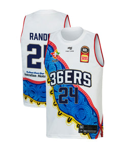Adelaide 36ers 19/20 Youth Indigenous Jersey - Jerome Randle