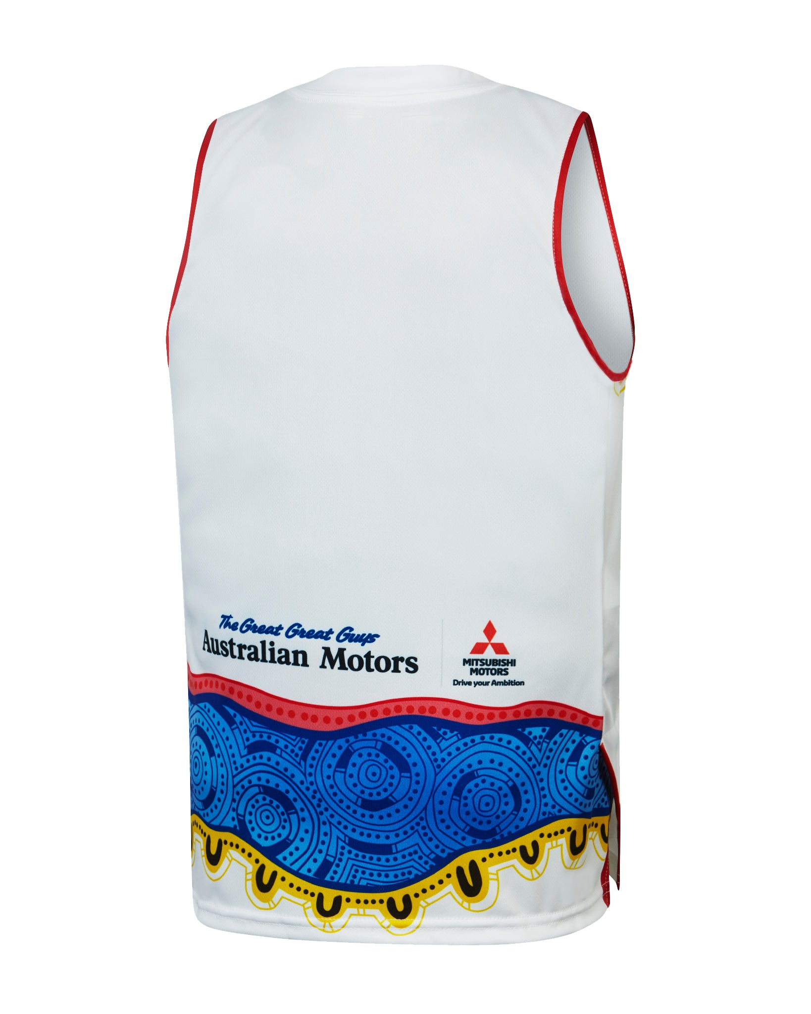 Adelaide 36ers 19/20 Youth Indigenous Jersey