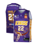 Sydney Kings 19/20 Youth Indigenous Jersey - Casper Ware Jr.