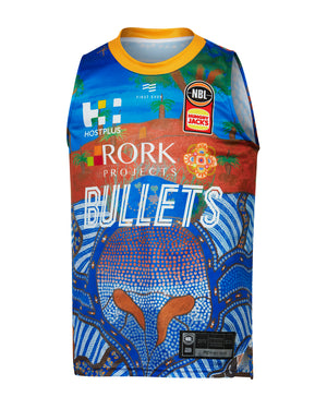 Brisbane Bullets 19/20 Youth Indigenous Jersey