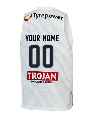 Personalised Melbourne United 19/20 Youth Indigenous Jersey
