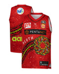 Perth Wildcats 19/20 Youth Indigenous Jersey