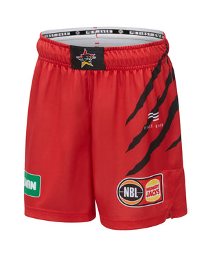 Perth Wildcats 19/20 Youth On Court Home Shorts