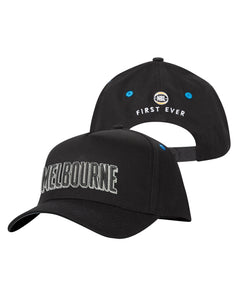 Melbourne United 20/21 Wordmark A Frame Cap