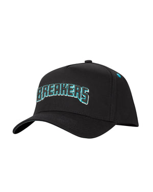 New Zealand Breakers 20/21 Wordmark A Frame Cap