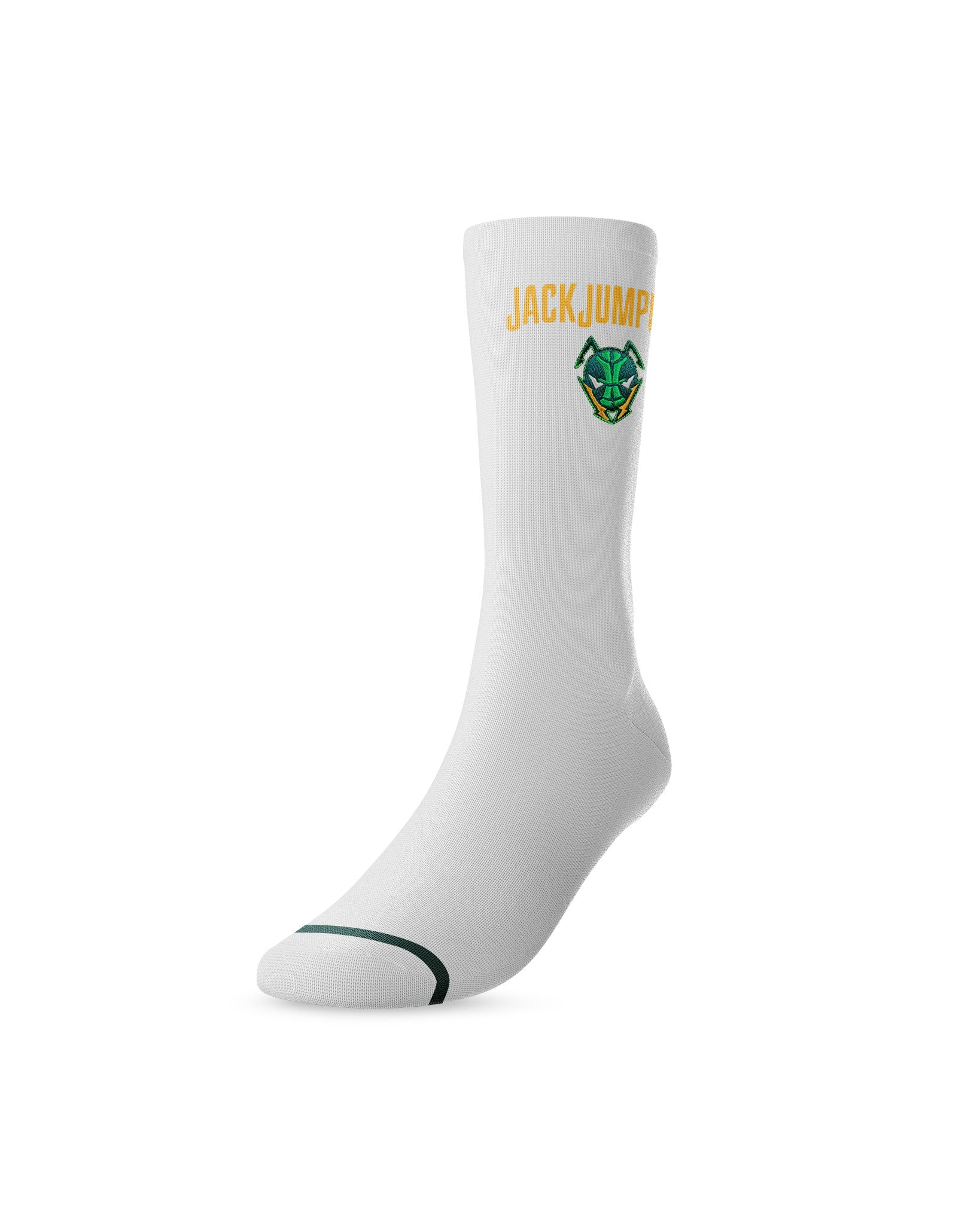 Tasmania JackJumpers 20/21 Socks White