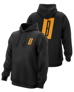 Brisbane Bullets 20/21 Club Hoodie Black