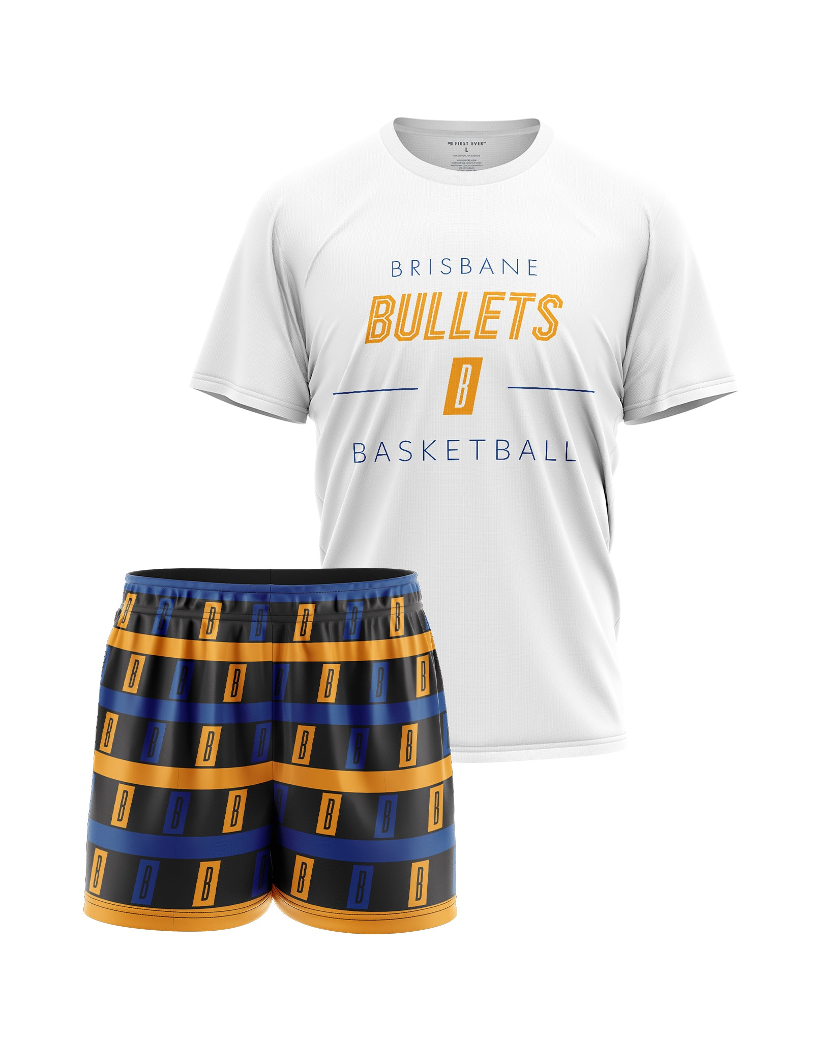 Brisbane Bullets 20/21 Pyjama Set