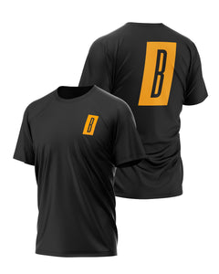 Brisbane Bullets 20/21 Club Tshirt Black