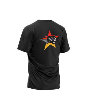 Perth Wildcats 20/21 Club Tshirt Black