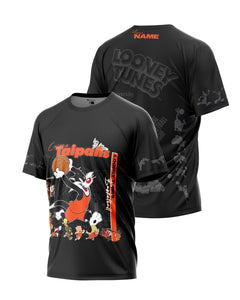 Cairns Taipans 20/21 Looney Tunes Mono Tee - Personalised