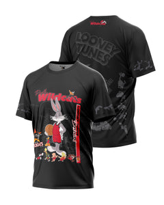 Perth Wildcats 20/21 Looney Tunes Mono Tee